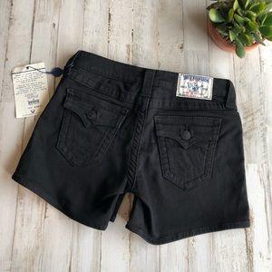 TRUE RELIGION black shorts